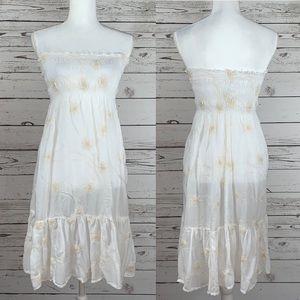 Dresses & Skirts - White summer dress